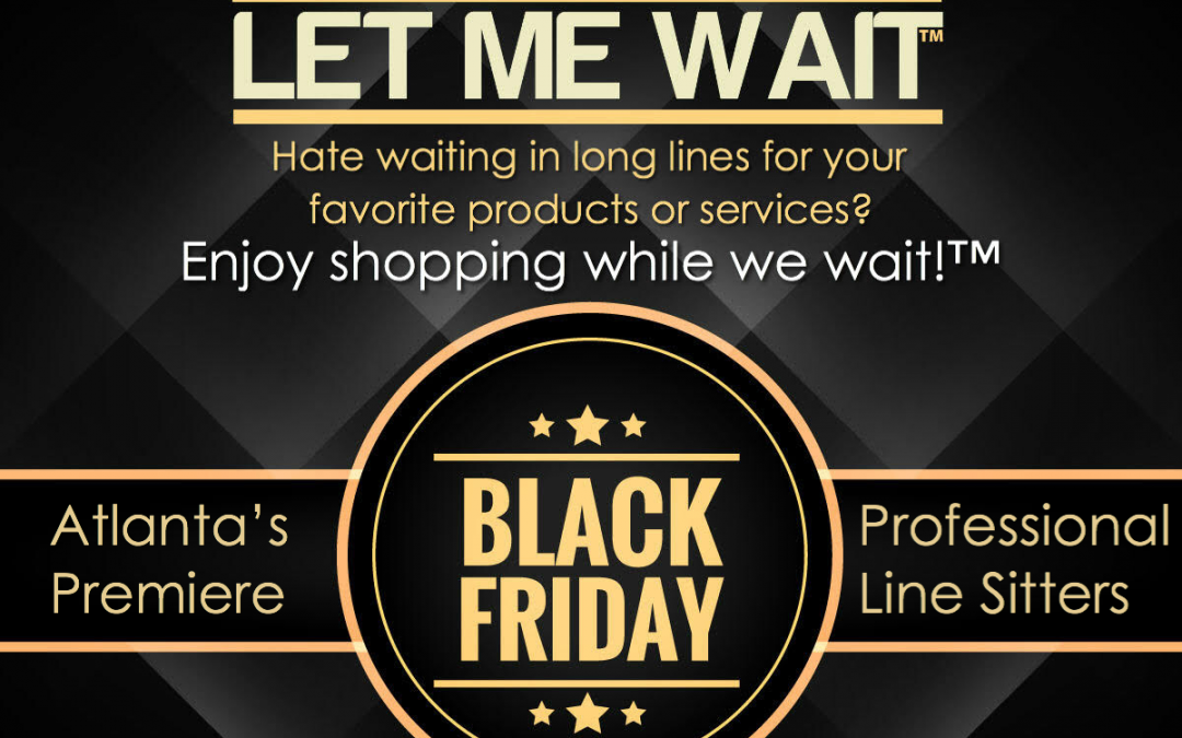 2018 Black Friday Professional Line Sitting Special!